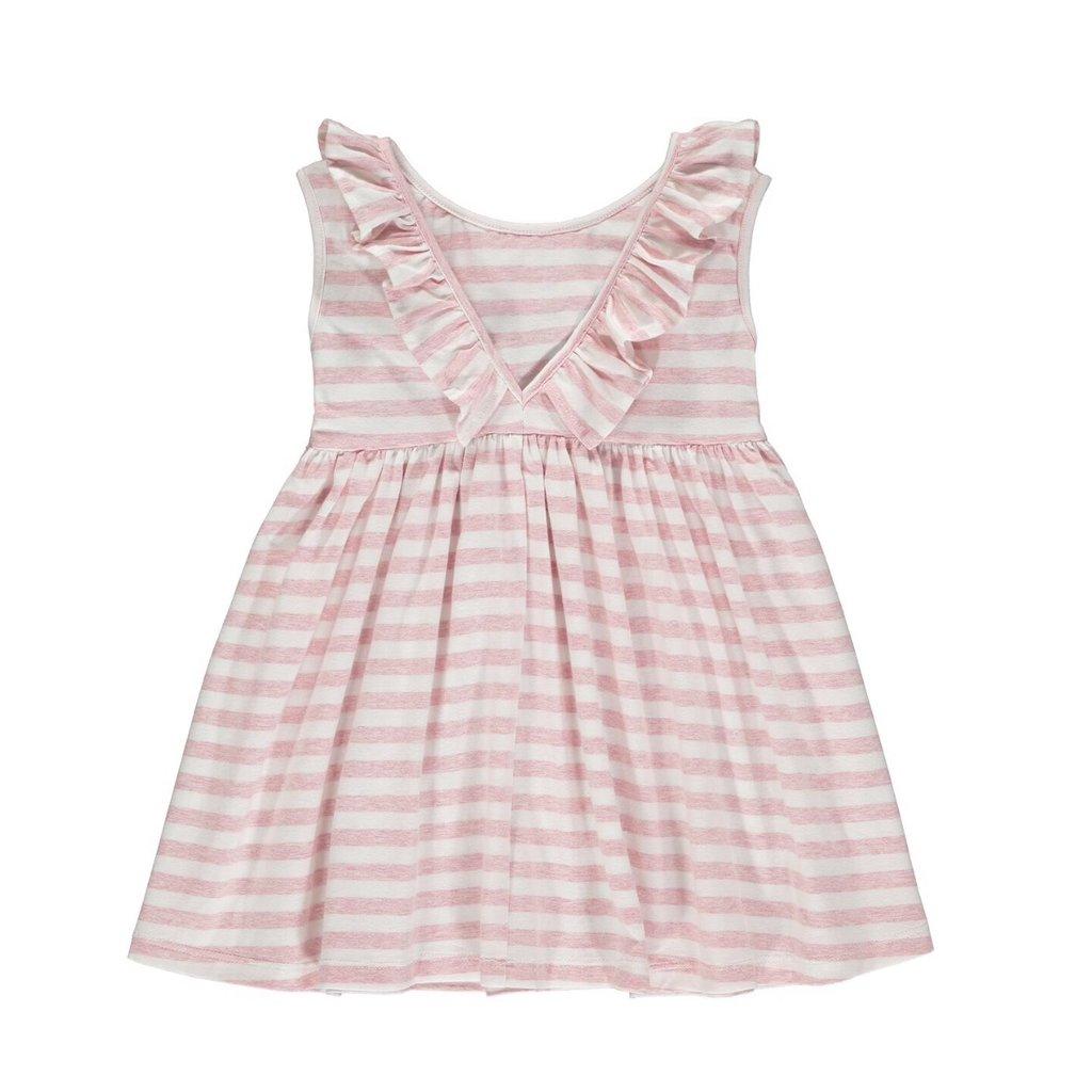 VIGNETTE BELLA DRESS- PINK