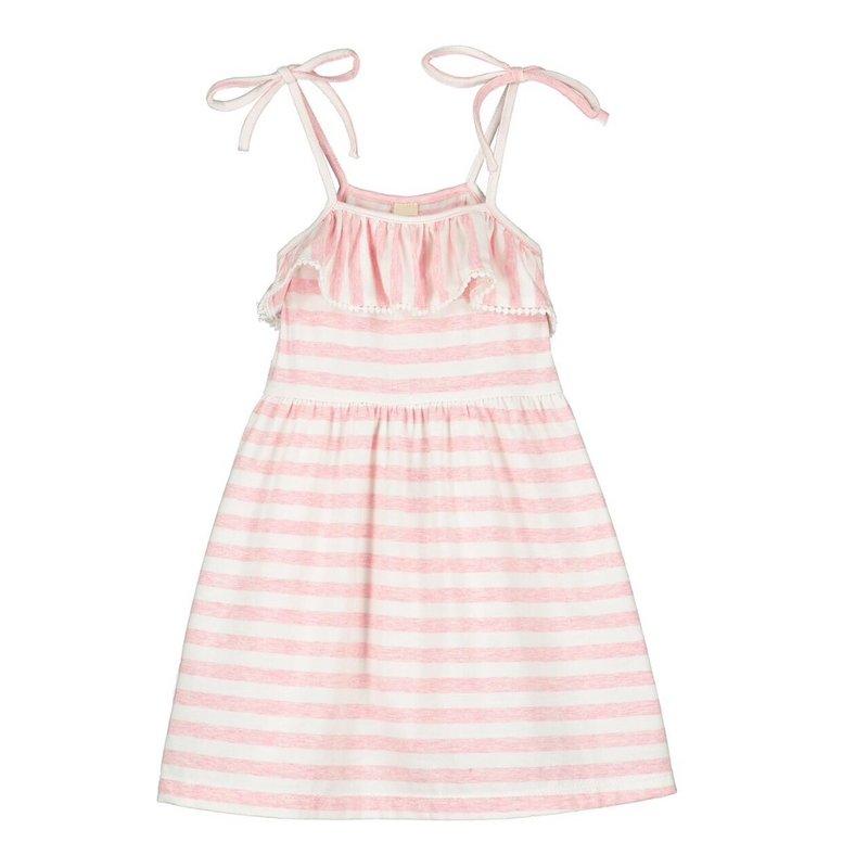 VIGNETTE BRYONY DRESS- PINK