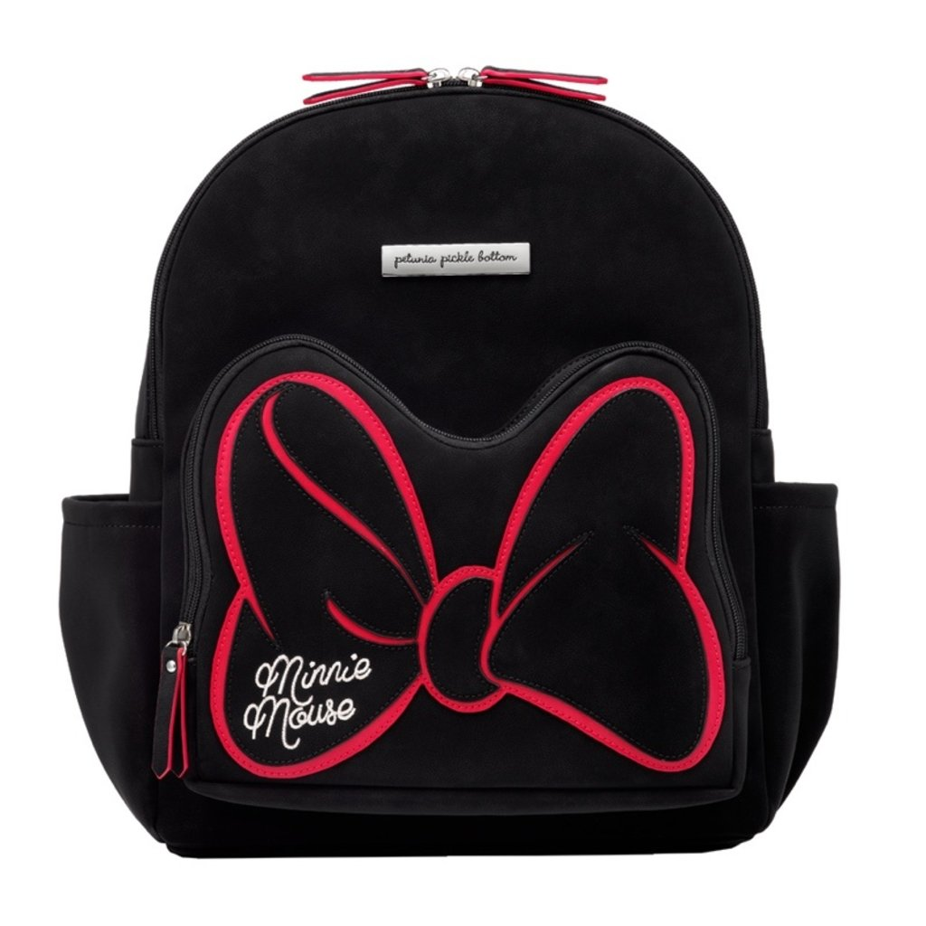 PETUNIA PICKLE BOTTOM DISTRICT BACKPACK- SIGNATURE MINNIE