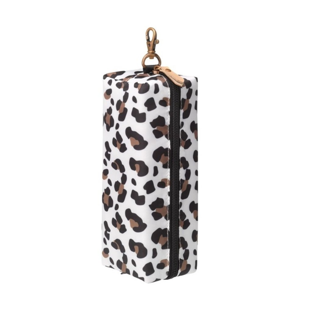 PETUNIA PICKLE BOTTOM BOTTLE BUTLER- LEOPARD