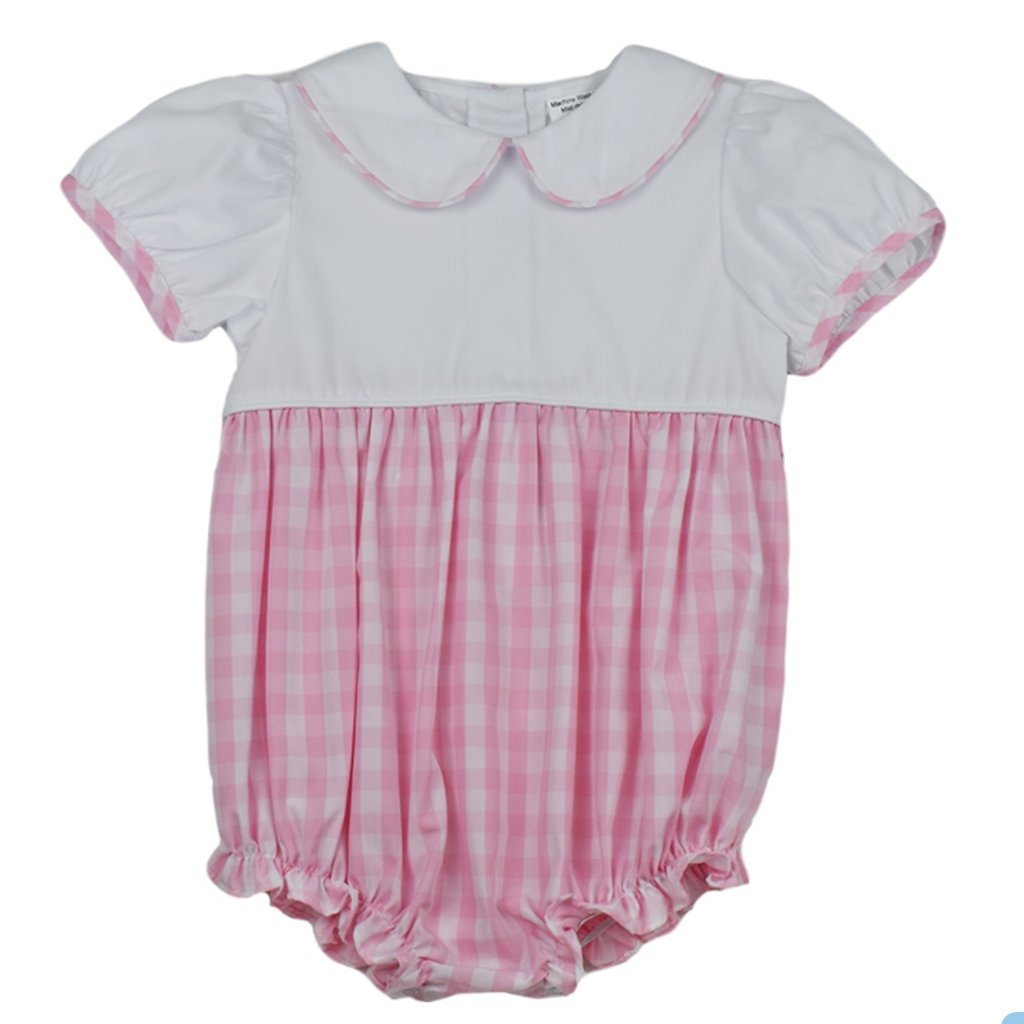 LULLABY SET CHARLESTON BUBBLE- LITTLE BUNNY FOO FOO