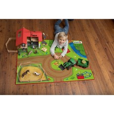 SCHLEICH FARM WORLD PLAYMAT
