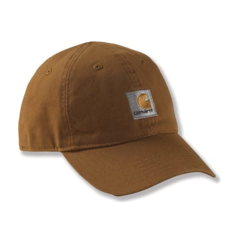 CARHARTT SIGNATURE CANVAS CAP