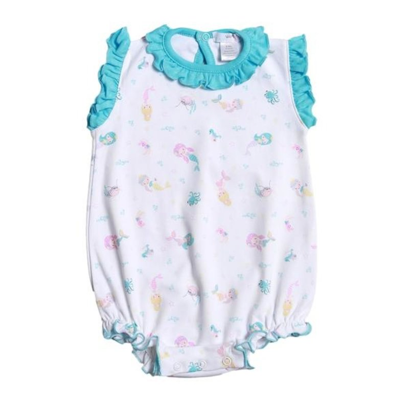 BABY BLISS COLLECTION MERMAID AND SEA FRIENDS PIMA BUBBLE