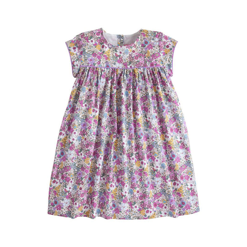 LITTLE ENGLISH CHARLOTTE DRESS- PUCCI FLORAL