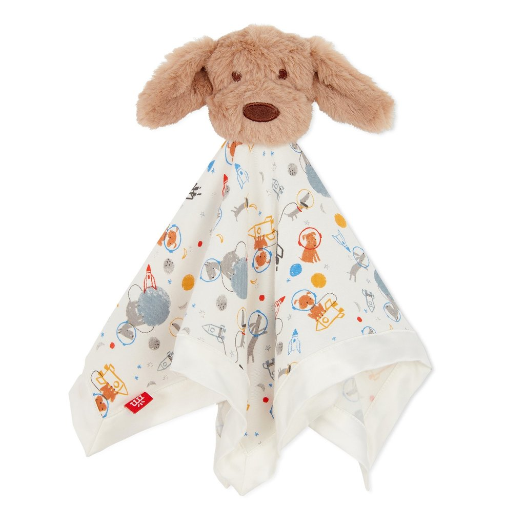 MAGNIFICENT BABY ASTRO PUPS MODAL LOVEY BLANKET