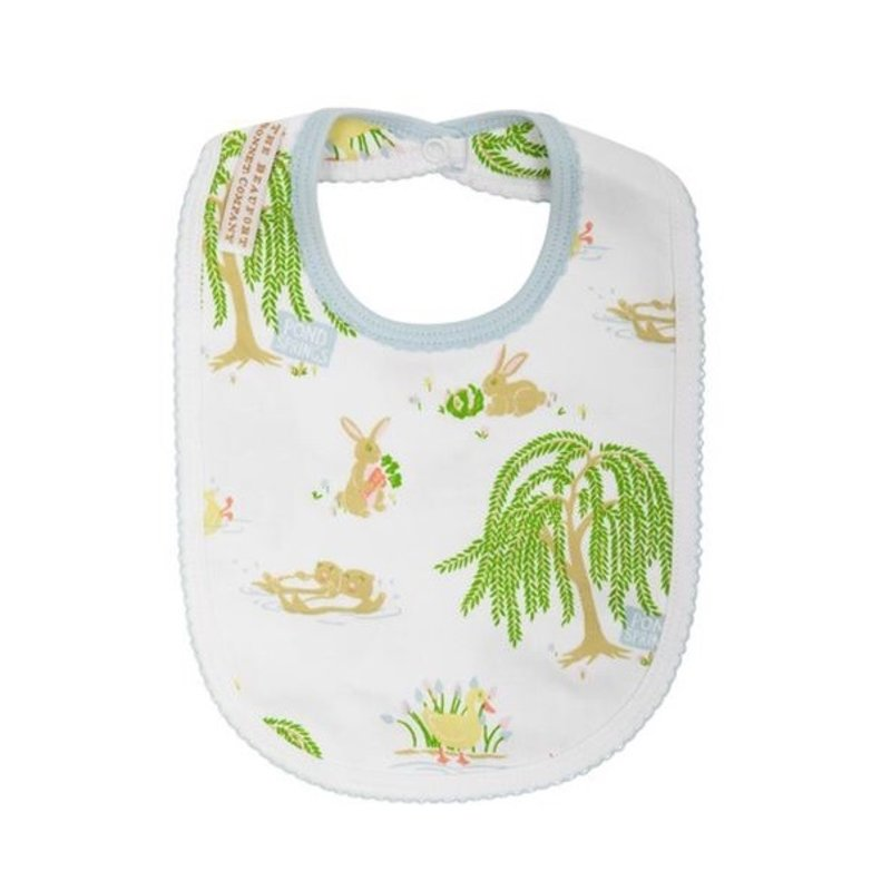 THE BEAUFORT BONNET COMPANY BURP ME BIB