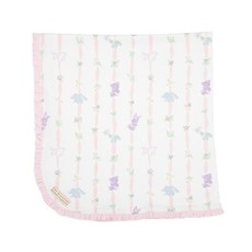 THE BEAUFORT BONNET COMPANY BABY BUGGY BLANKET