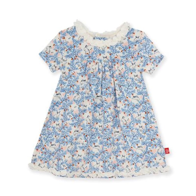 MAGNIFICENT BABY SOMEBUNNY MODAL MAGNETIC DRESS