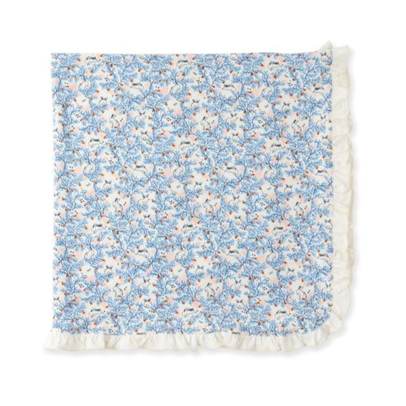 MAGNIFICENT BABY SOMEBUNNY MODAL BLANKET