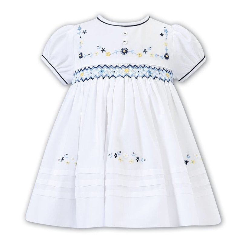 SARAH LOUISE 012297- A/S DRESS