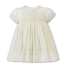 SARAH LOUISE 012257- LEMON DRESS
