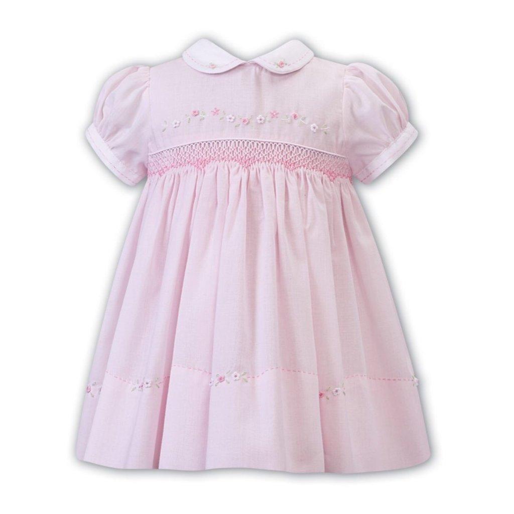 SARAH LOUISE 012237-1  P/W DRESS