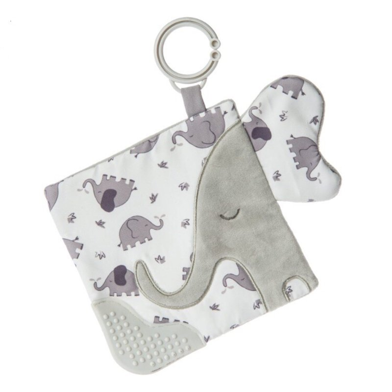 MARY MEYER AFRIQUE ELEPHANT CRINKLE TEETHER