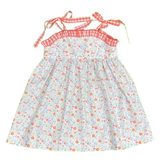SAGE & LILLY BOCA BOUQUET TIE DRESS