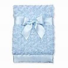 SWIRLY SNUGGLE BLANKET- BLUE