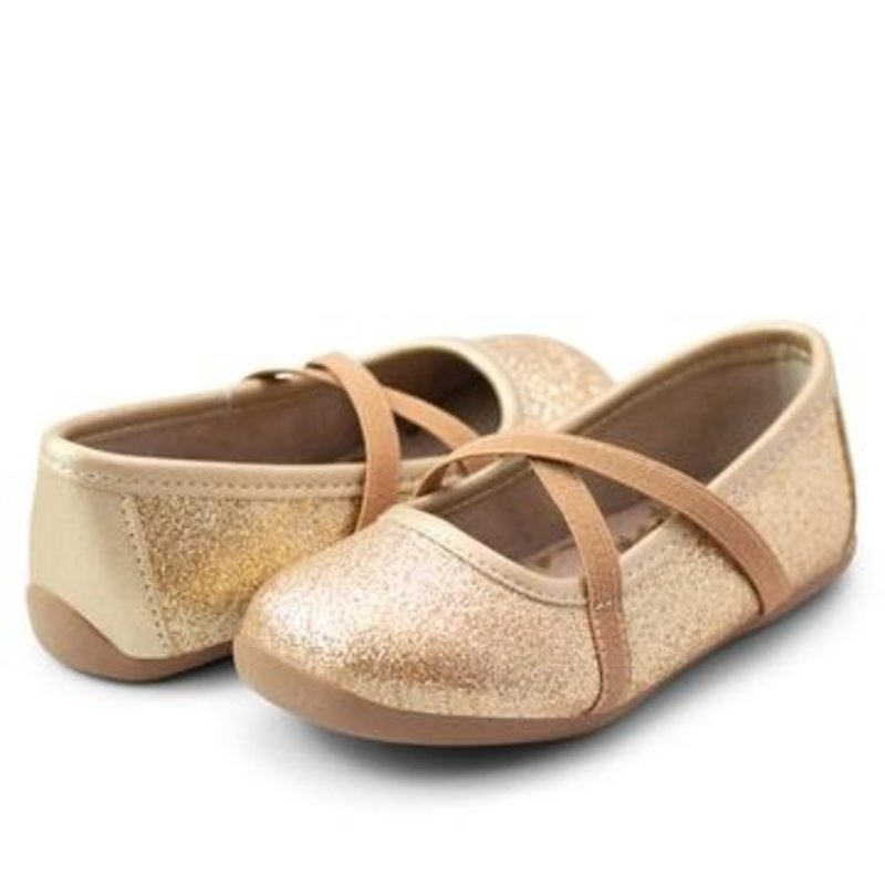 LIVIE AND LUCA YOUTH AURORA - GOLD SPARKLE