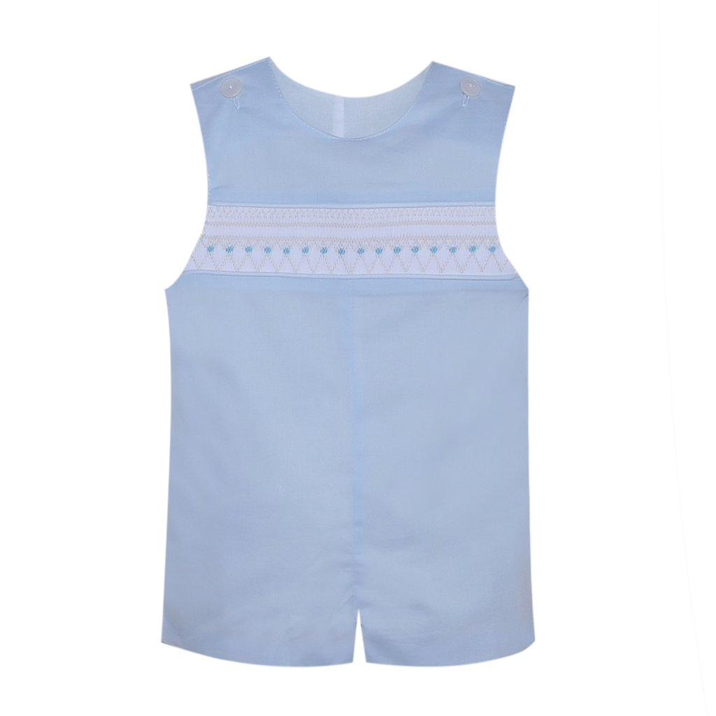 BABY SEN BLUE FRANKIE SHORTALL