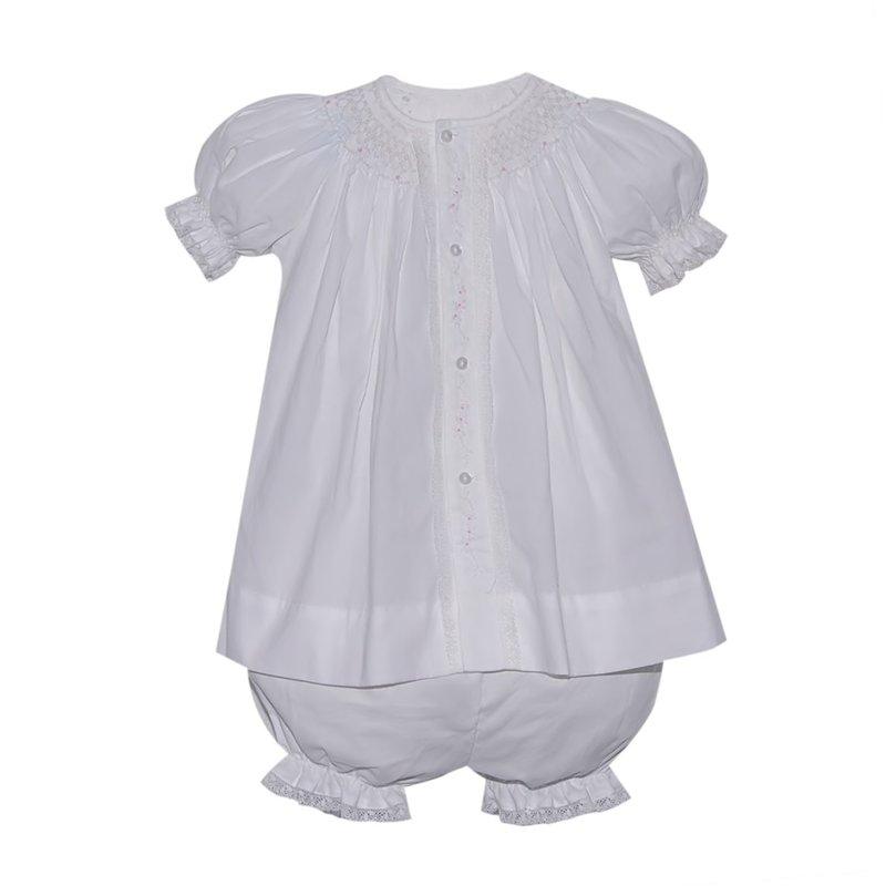 BABY SEN WHITE WILLOW DRESS