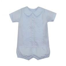 BABY SEN BLUE JACKSON SHORT SET