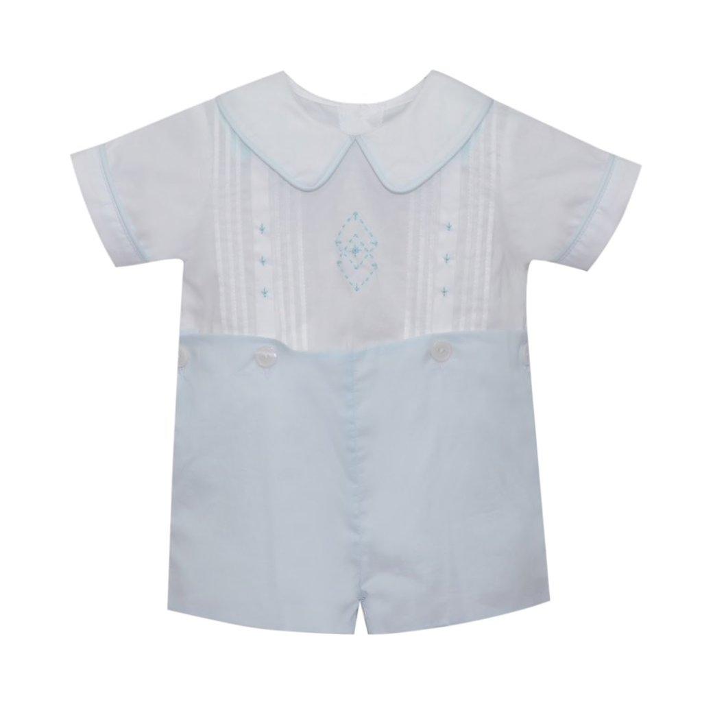 BABY SEN BLUE GIDEON SHORT SUIT
