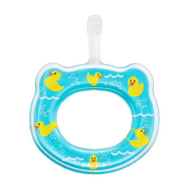 HAMICO BABY HAMICO TOOTHBRUSH- RUBBER DUCKS