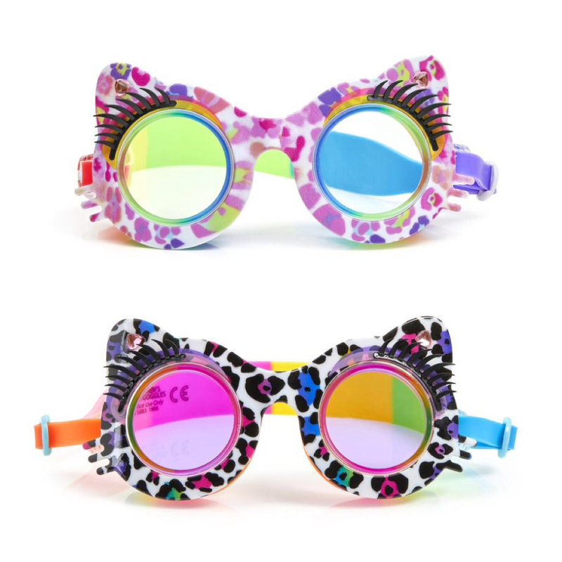 BLING2O TALK TO THE PAW SWIM GOGGLES