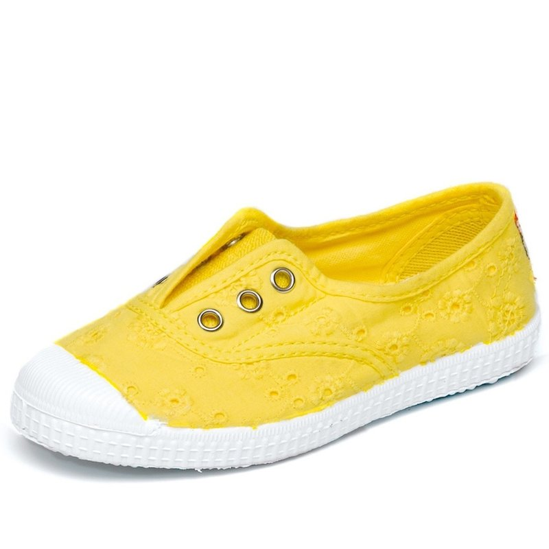 CIENTA SHOES SNEAKER- NEW YELLOW
