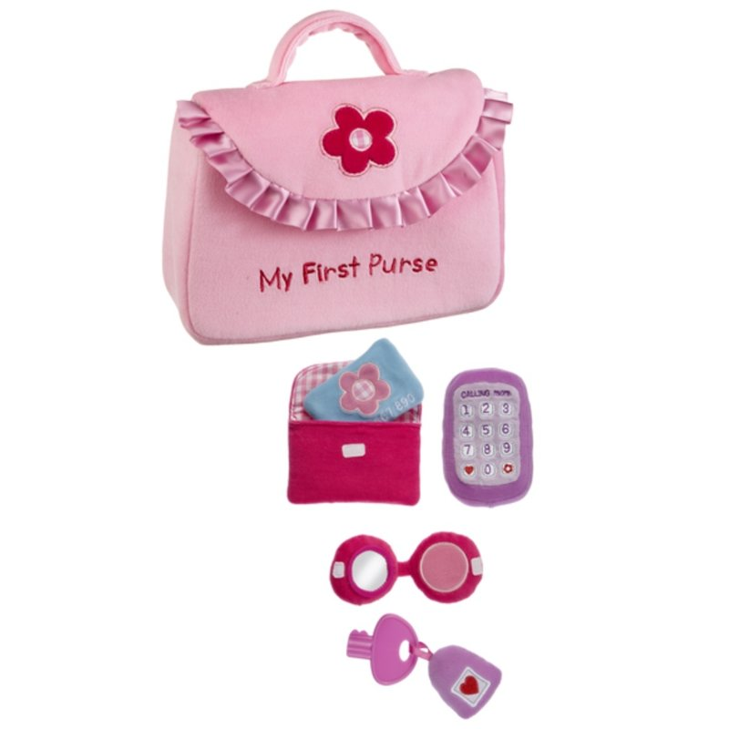 Ganz MY FIRST PURSE 6PC SET
