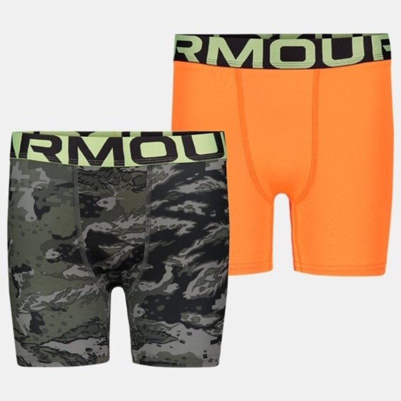 UNDER ARMOUR UA ABC CAMO 2PK BOXER SET