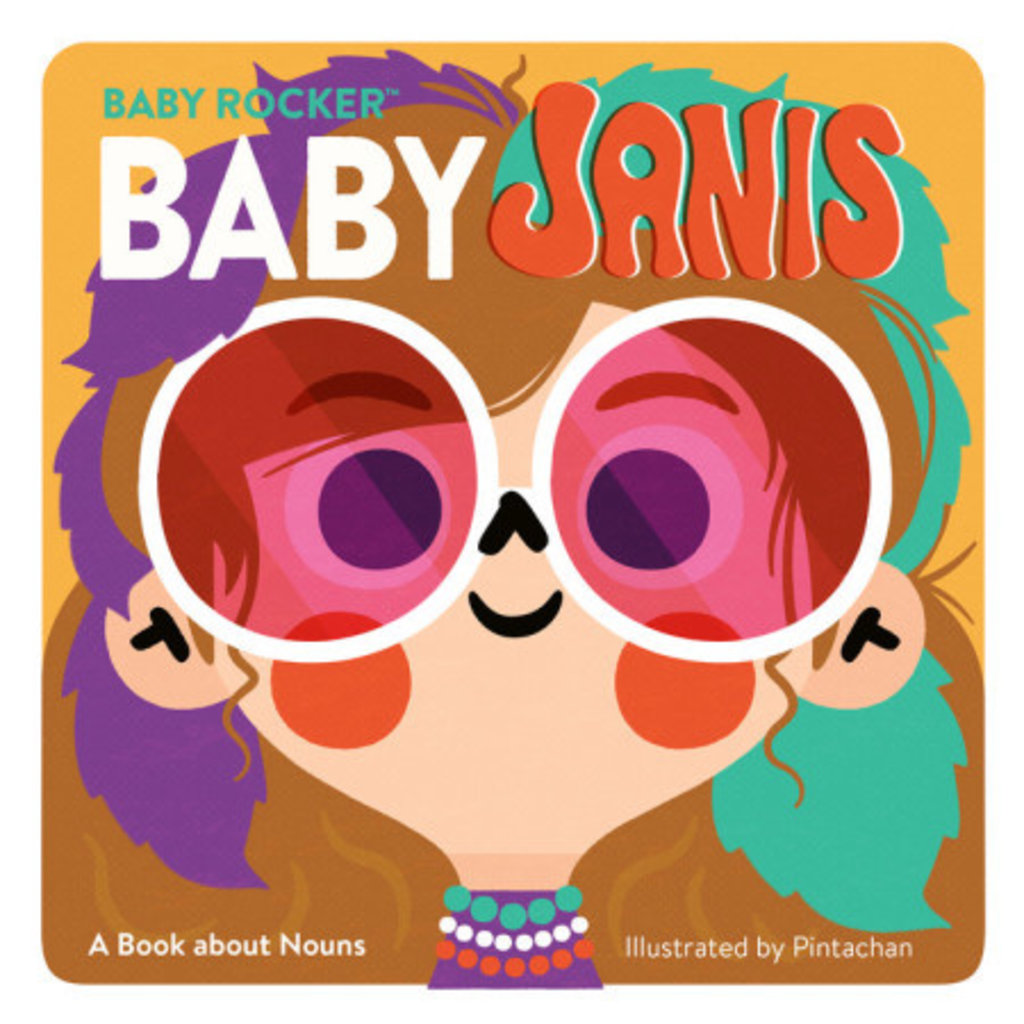 HATCHETTE BOOK GROUP BABY JANIS: A BOOK ABOUT NOUNS