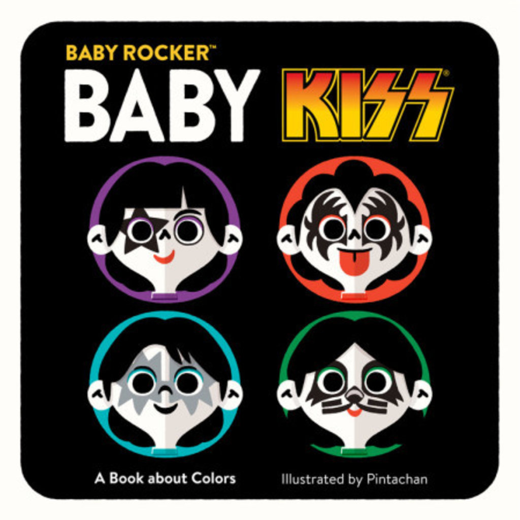 HATCHETTE BOOK GROUP BABY KISS: A BOOK ABOUT COLORS