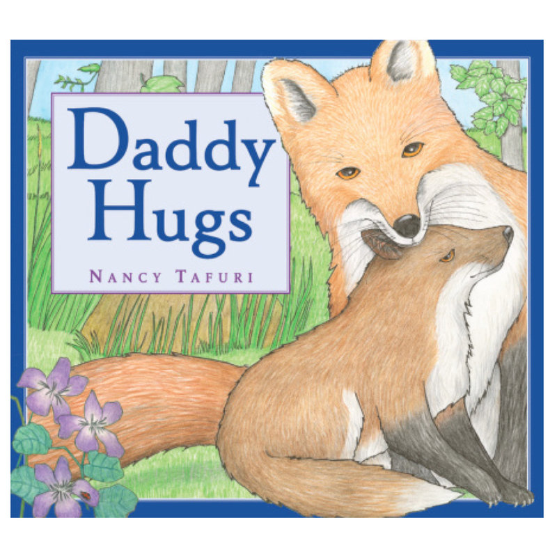 HATCHETTE BOOK GROUP DADDY HUGS