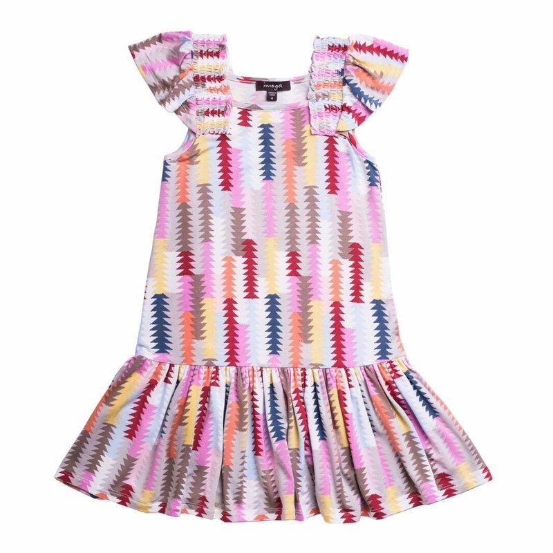 IMOGA SOPHIE DRESS- SANTA FE