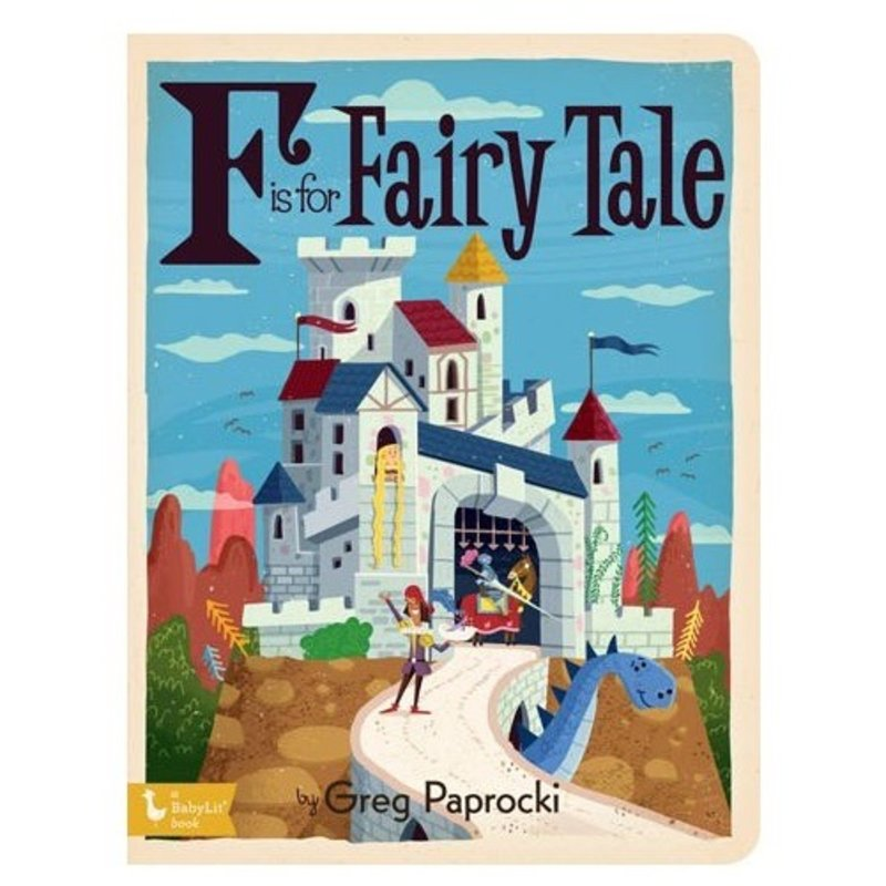 GIBBS SMITH PUBLISHER F IS FOR FAIRY TALES