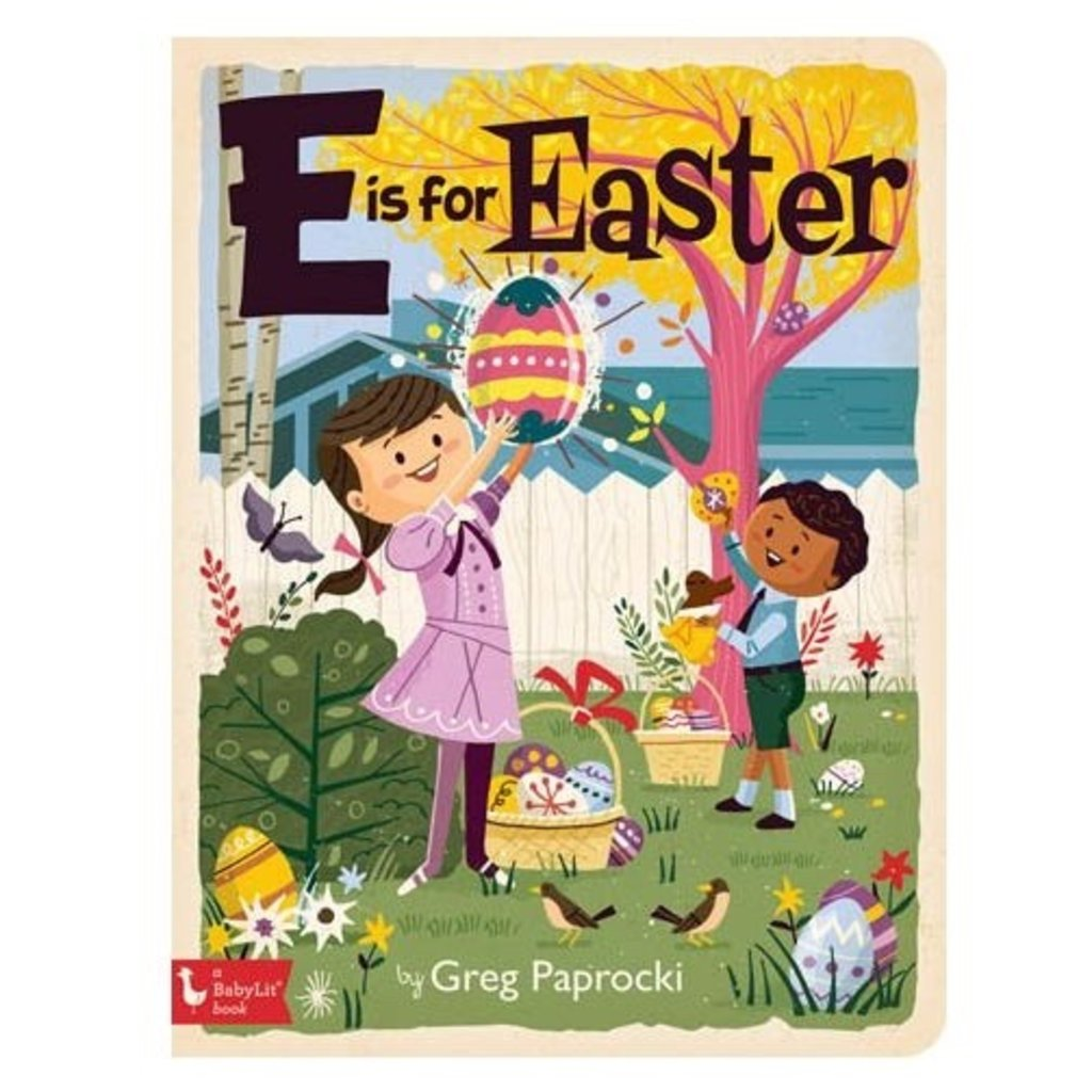 GIBBS SMITH PUBLISHER E IS FOR EASTER