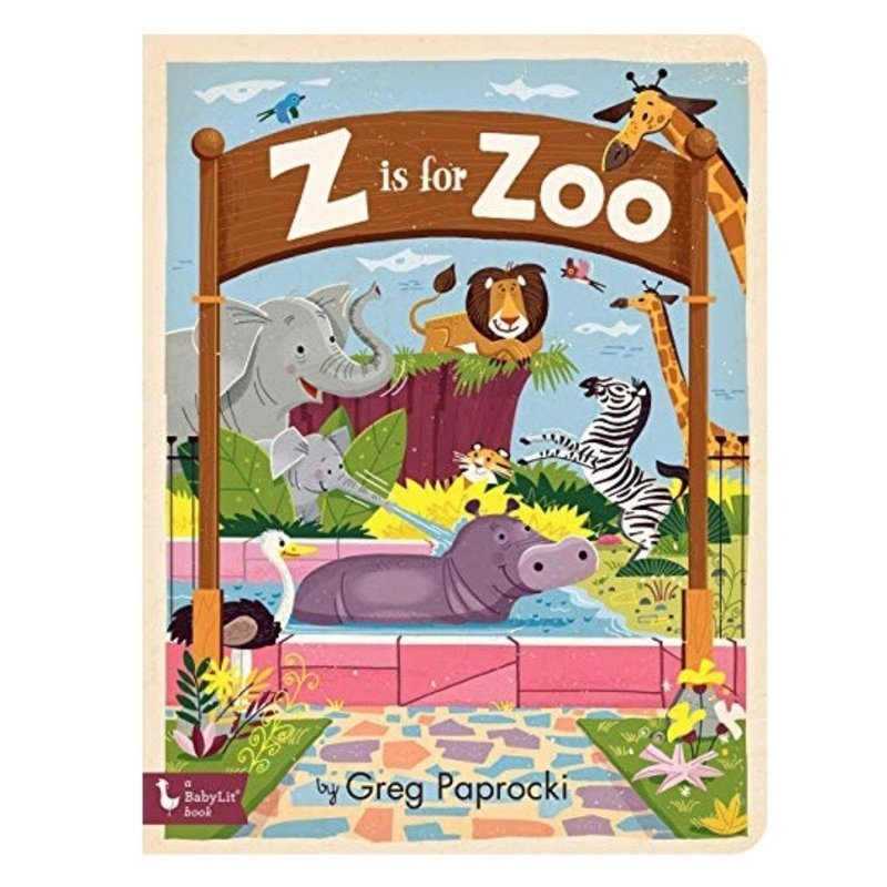GIBBS SMITH PUBLISHER Z IS FOR ZOO