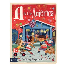 GIBBS SMITH PUBLISHER A IS FOR AMERICA