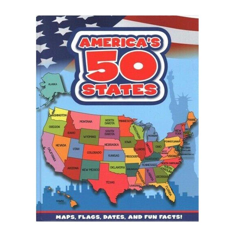 GIBBS SMITH PUBLISHER AMERICA'S 50 STATES