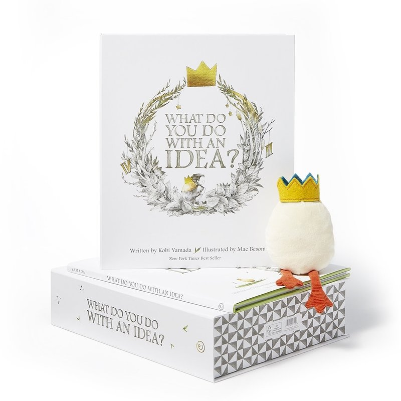 COMPENDIUM WHAT DO YOU DO WITH AN IDEA- GIFT SET