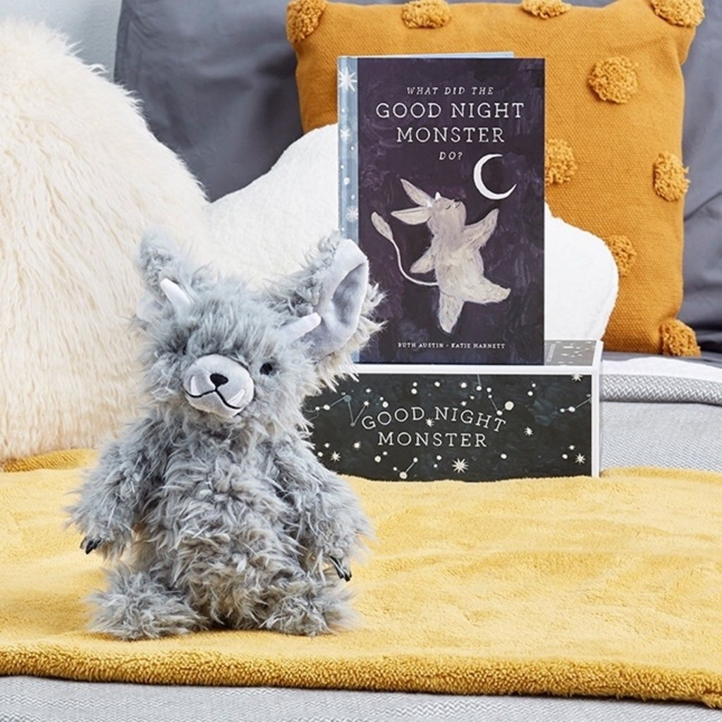 COMPENDIUM GOOD NIGHT MONSTER- A STORYBOOK AND PLUSH