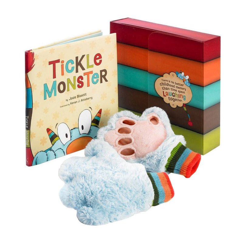 COMPENDIUM TICKLE MONSTER LAUGHTER KIT GIFT SET