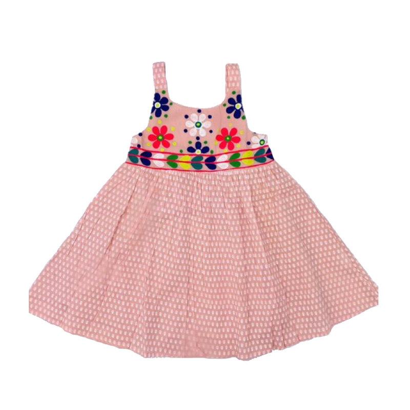 CHEENI MISHA DRESS- PEACH