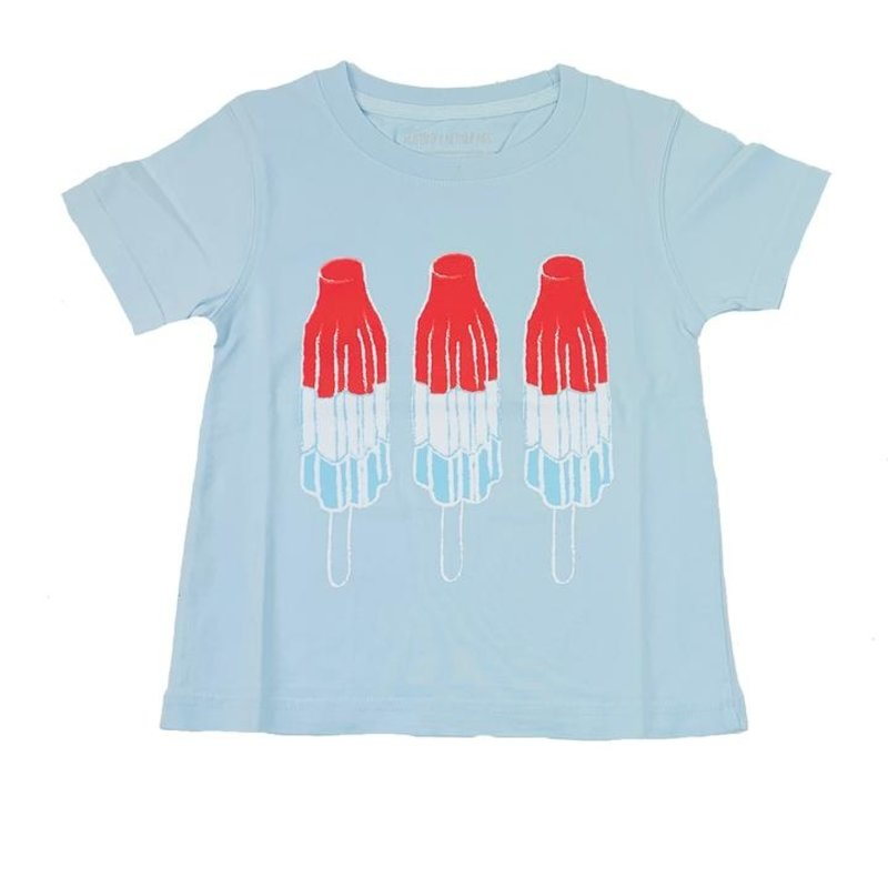 MUSTARD AND KETCHUP KIDS BOMB POP TEE