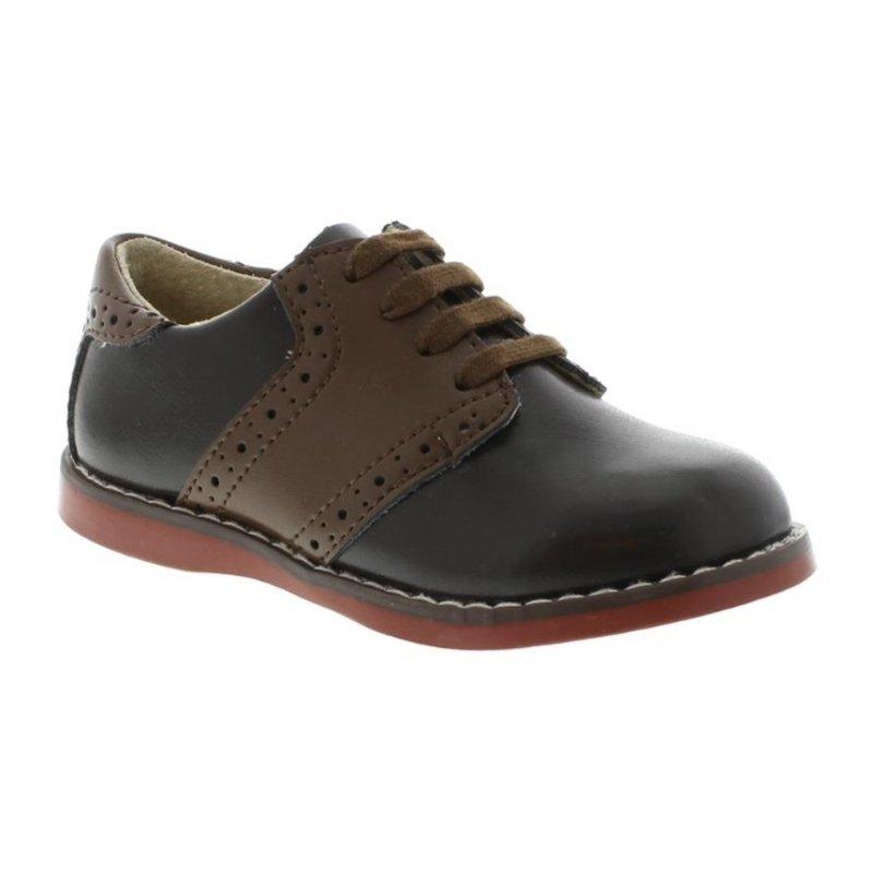 FOOTMATES CONNOR - BROWN/TAFFY