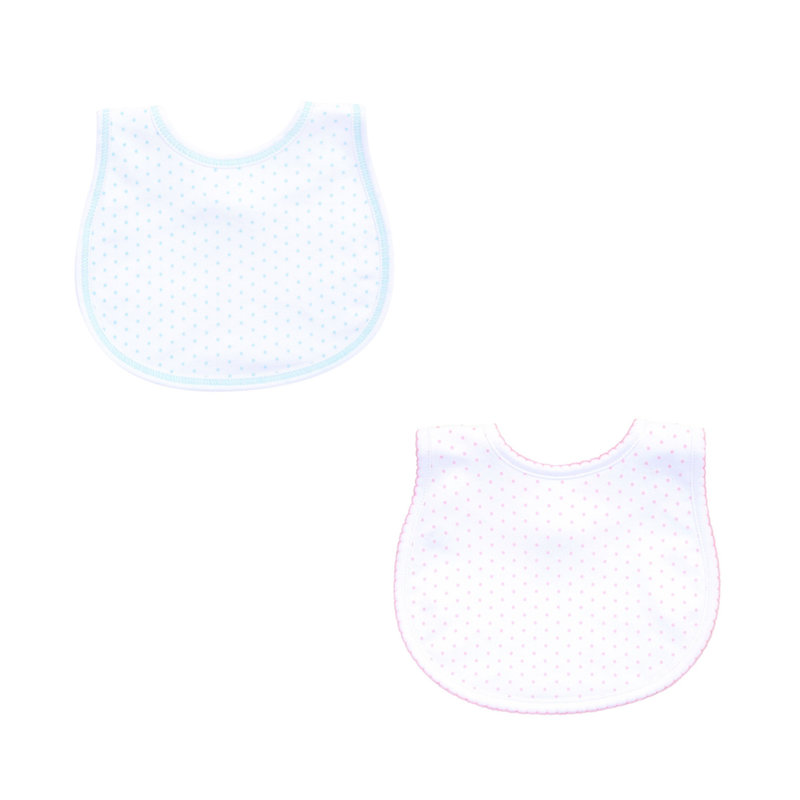 MAGNOLIA BABY MINI DOT ESSENTIALS BIB