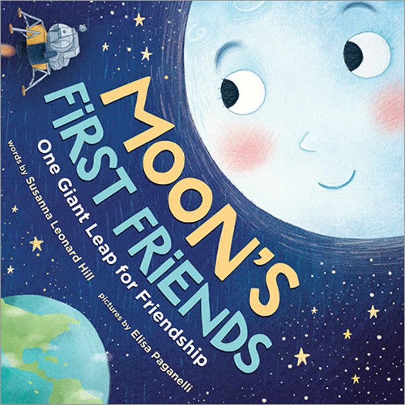 SOURCEBOOKS MOON'S FIRST FRIENDS