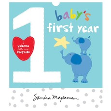 SOURCEBOOKS BABY'S FIRST YEAR