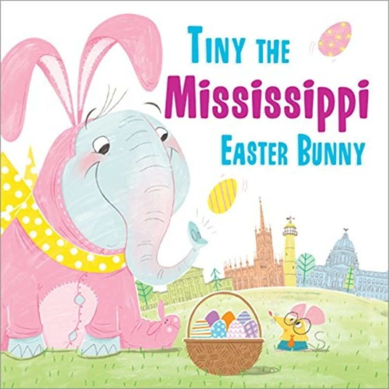 SOURCEBOOKS TINY THE MISSISSIPPI EASTER BUNNY