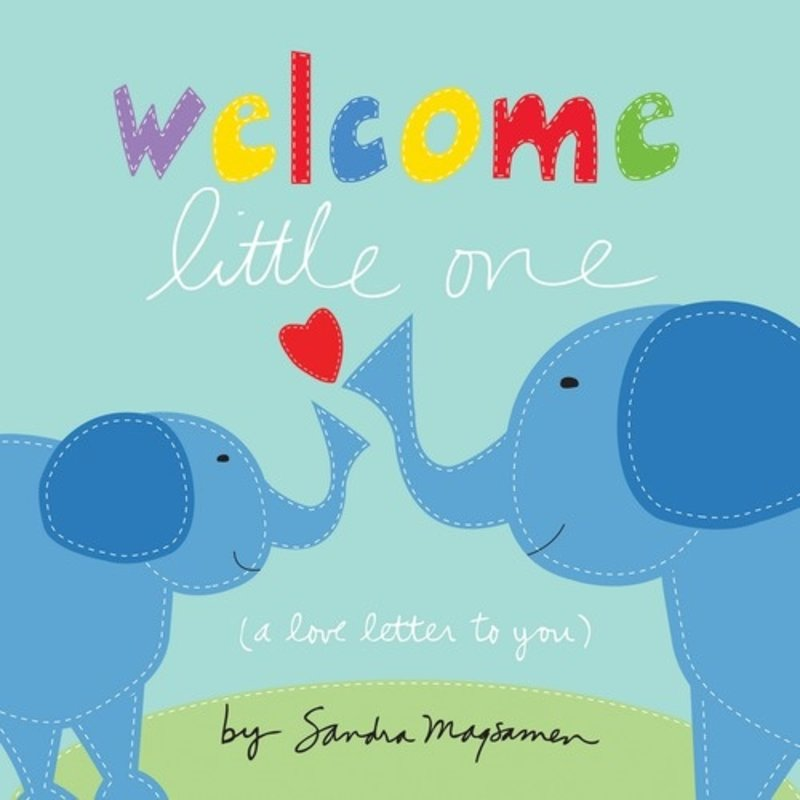 SOURCEBOOKS WELCOME LITTLE ONE